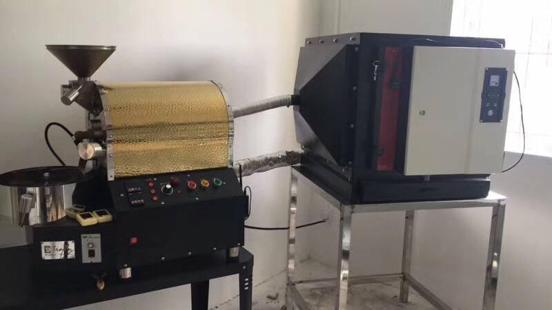 室內安裝高效油煙凈化器